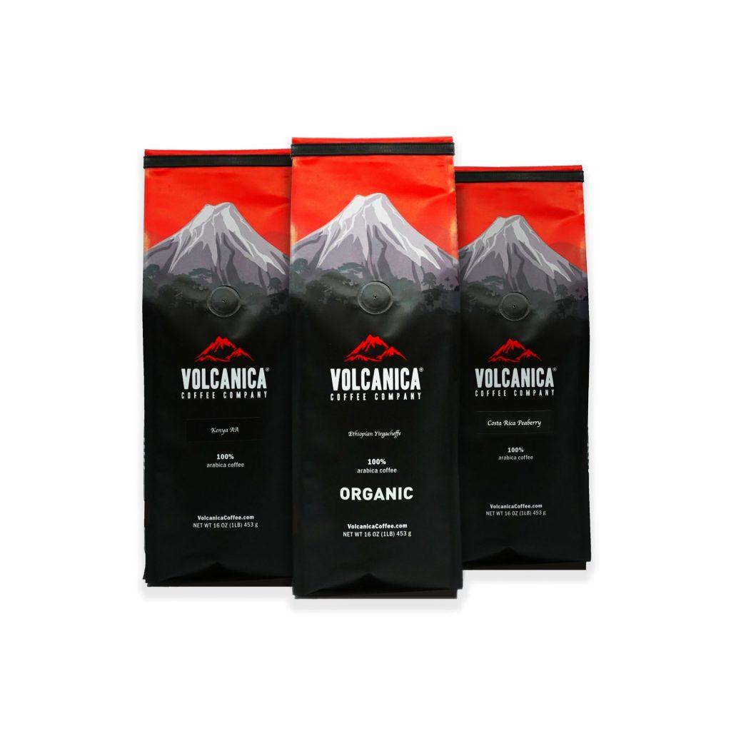 Volcanica Costa Rica Peaberry