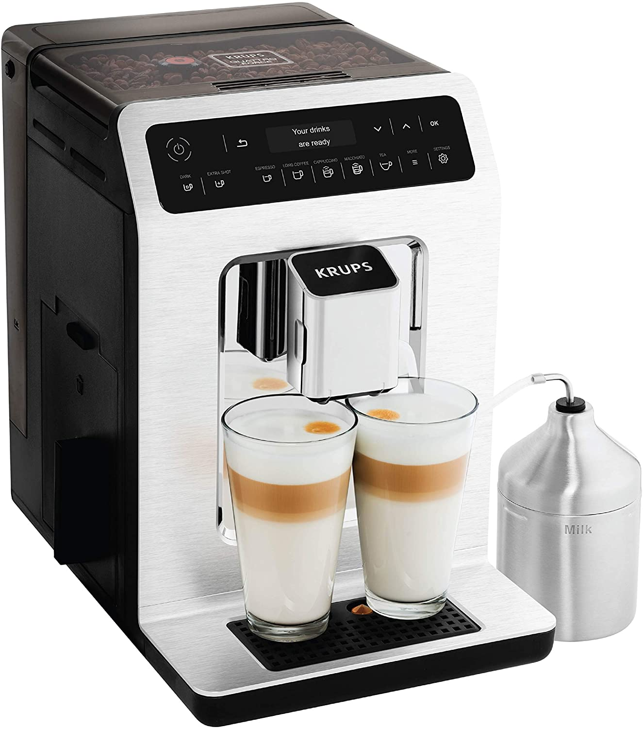 best automatic espresso machine delux one touch