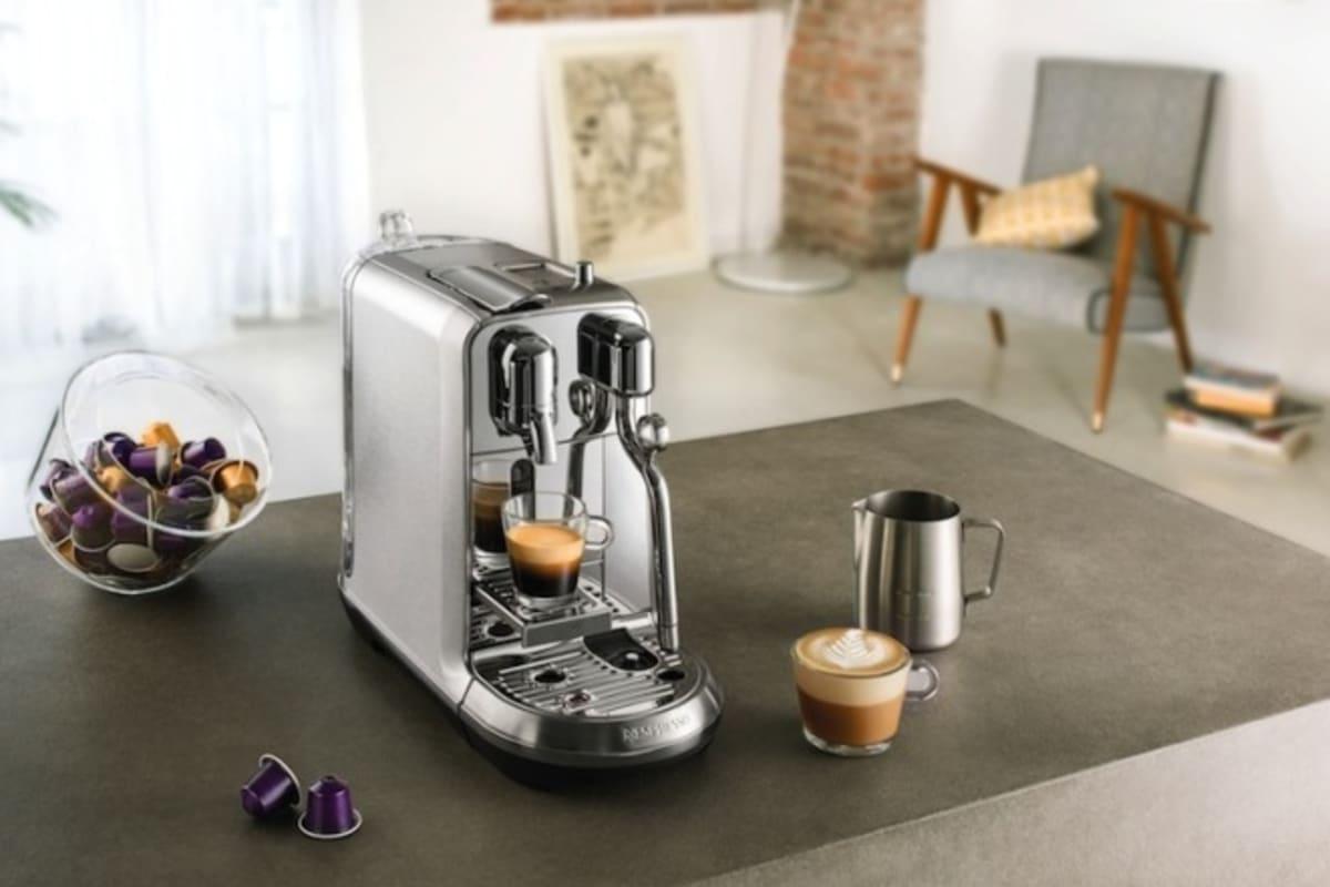 best Nespresso machine - sage nespresso