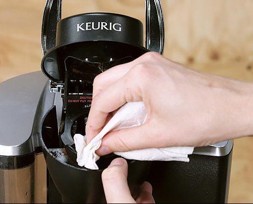 How to clean keurig 2.0 in easy steps
