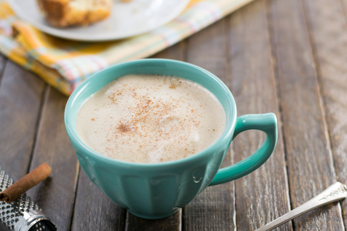 Honey Cinnamon espresso latte recipes