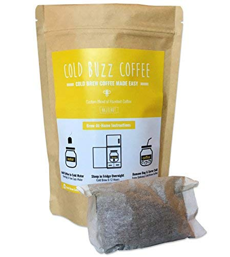 Cold buzz coffee