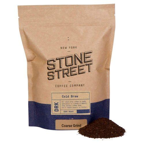 Stone street coffee cold brew