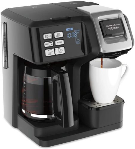 Hamilton Beach Flexbrew Dual Coffee Maker